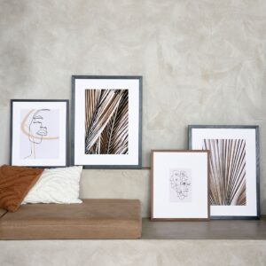 Billede - Wall Art Can Bute Leaf 60x80