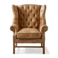 Lænestol - Franklin Park Wing Chair, Pellini BESTILLINGSVARER, vælg farve