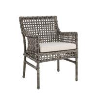 Artwood Spisebordsstol udendørs - SANTA MONICA inkl. hynde BESTILLINGSVARER