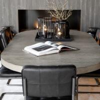 Artwood - spisebord TRENT inkl tillægsplader BESTILLINGSVARER