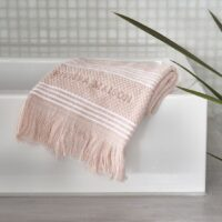 Håndklæde - Serene Guest Towel blossom 50x30