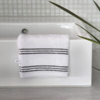 Vaskeklud – Serene Washcloth white