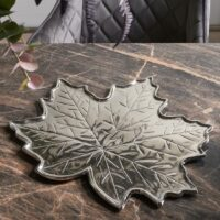 Blad fad - Maple Leaf Serving Plate