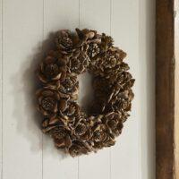 Krans - RM Dried Autumn Wreath