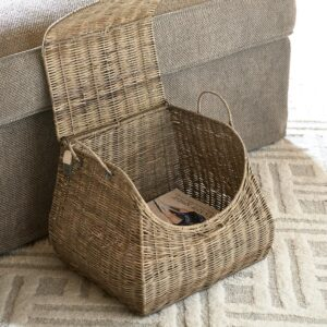 Kurv - Rustic Rattan My Favourite Bag Basket
