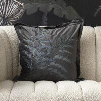 Pudebetræk - Rugged Luxe Fern Pillow Cover 50x50