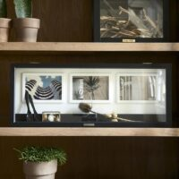 Ramme m. 3 billeder - RM Lovely Memory Box Riviera Maison