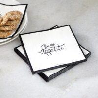 Servietter - Paper Napkin RM Buon Appetito