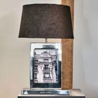 Bordlampe - Classic Club Photo Frame Table Lamp