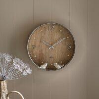 Vægur - Lovely Birds Wall Clock