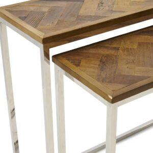 Sidebord - Bushwick Side Table Set of 2 BESTILLINGSVARER