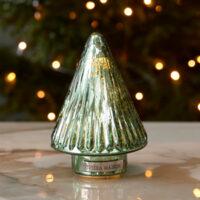 Juletræ - Christmas Forrest green Led XS