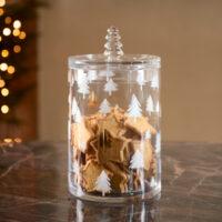 Glaskrukke - Elegant Christmas Tree Jar