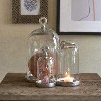 Glaskrukke sæt - Lovely Treasure Cloches